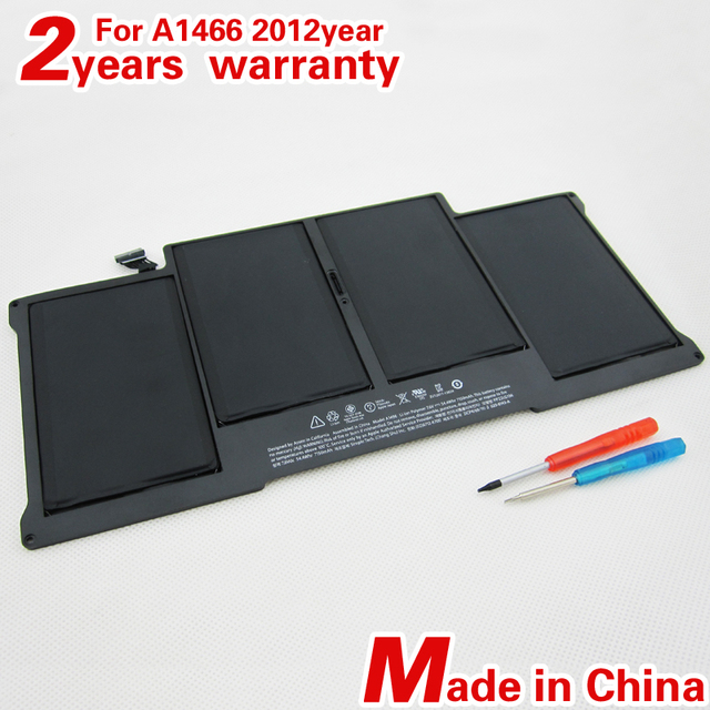 """Original Quality 7.6V 54.4WH 7150mah Laptop Battery A1496 For Apple MacBook Air 13"""" A1466 2013/2014 year MD760LL/A MD761CH/A"""