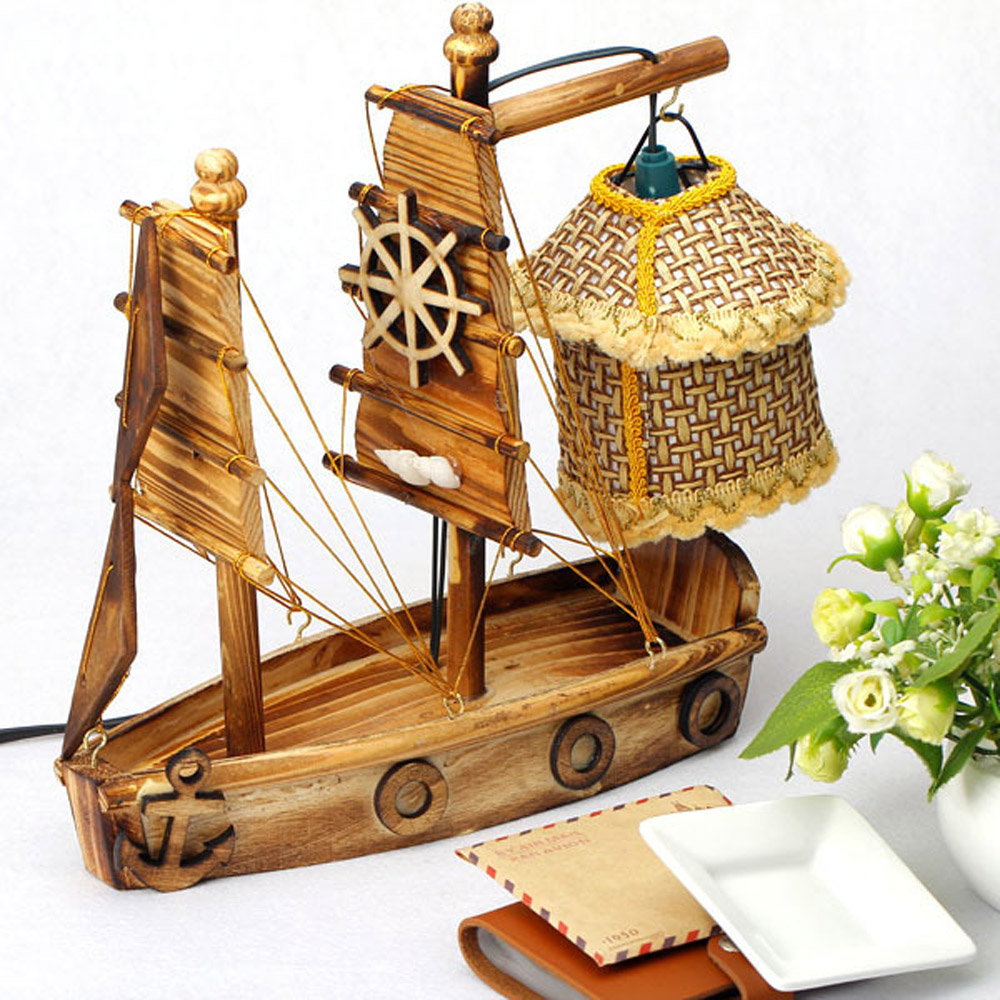 Cute boat table lamp for living room bedroom led lamp night light cute boat table lamp for living room bedroom led lamp night light for light bar in table lamps from lights lighting on aliexpress alibaba group geotapseo Image collections