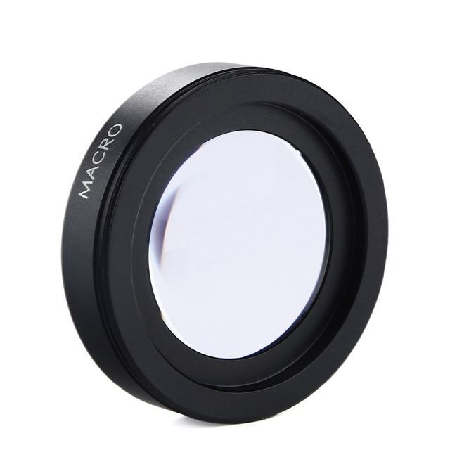 58MM FHD 0.35x Fisheye Macro Wide Angle Camera Lens Multi-Coated Blue Layers Lenses For Nikon d3300 Canon 6d 600d Fujifilm DSLR 8
