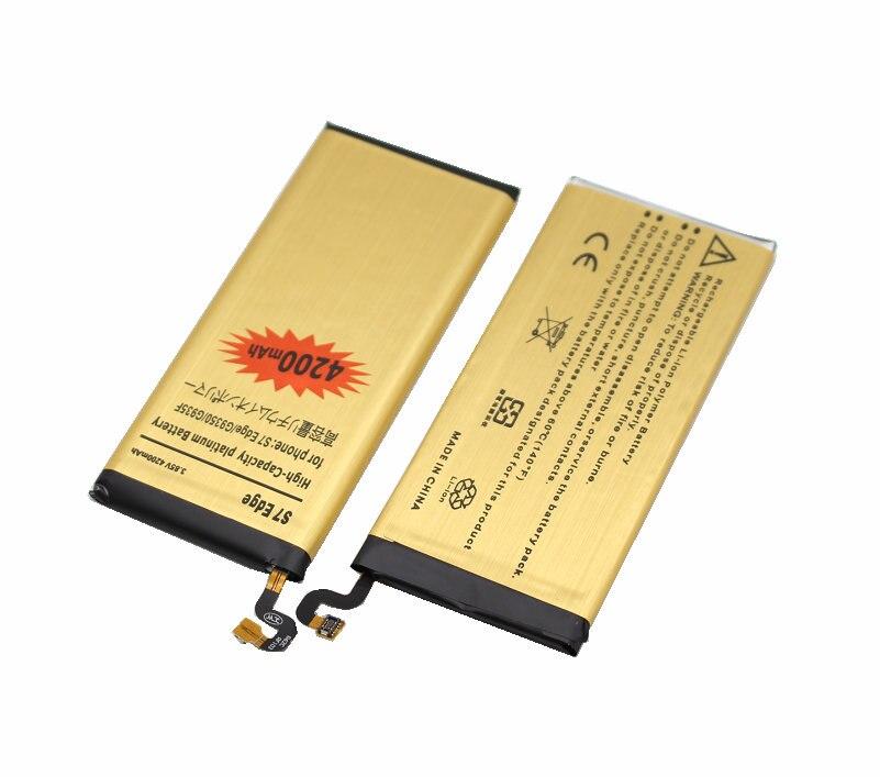 EB-BG935ABE Gold-Battery S7-Edge Samsung Galaxy 3900mah For S7-edge/G9350/G935/.. 5pcs/Lot