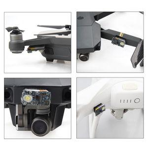Image 3 - 1 ensemble Flash lampe stroboscopique nuit feux de vol pour DJI Mavic Air/Pro Spark Phantom Drone accessoires Kit