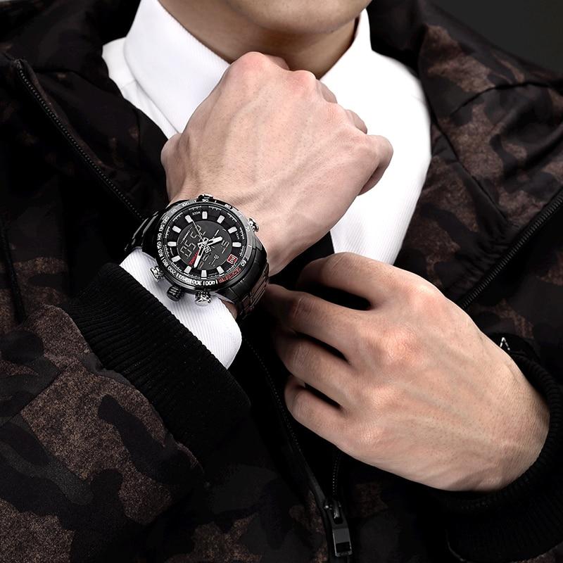 Top Luxury Brand Military Sport Digital Quartz Watch 1