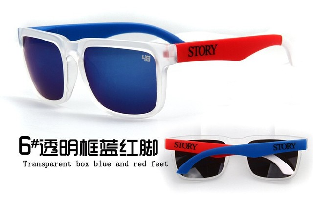 b740e8d7b9 21colors Mens Design Sunglasses Story KEN BLOCK HELM Cycling Sports  Sunglasses S.PY OPTIC HELM Ken Block Fashion Mens Sunglass