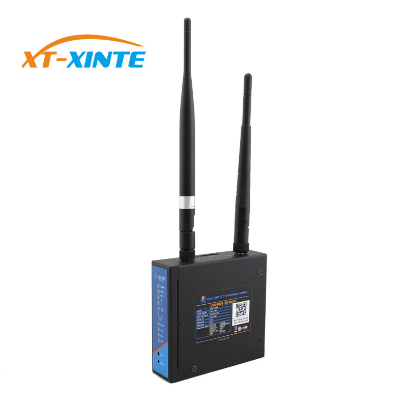 USR-G806 Industrial 3G 4G Routers Support 802.11b/g/n and SIM Card Slot with APN VPNUSR-G806 Industrial 3G 4G Routers Support 802.11b/g/n and SIM Card Slot with APN VPN