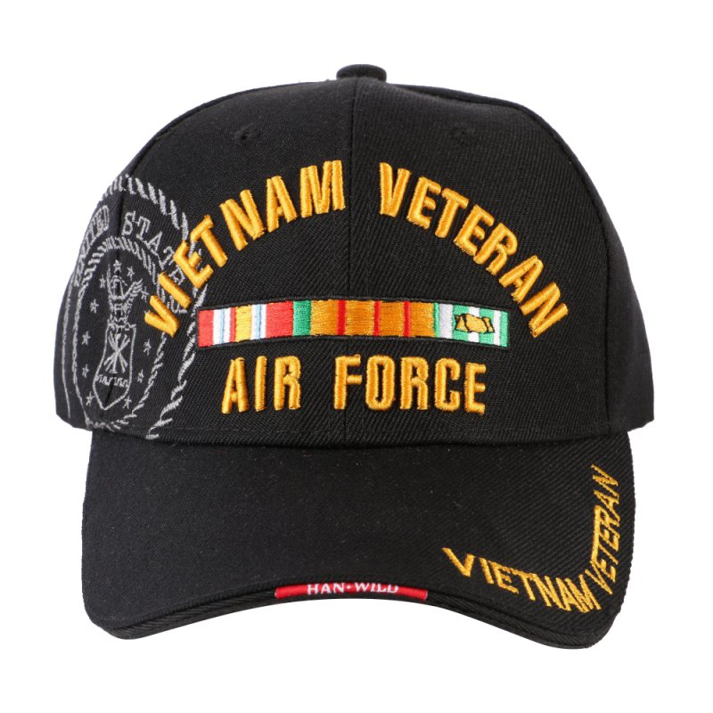80de1b7a0c8 US Army Hats WW2 Vietnam Vintage Cotton Gorras Memorable Air Force Cap  Snapback Baseball Cap-in Baseball Caps from Apparel Accessories on  Aliexpress.com ...