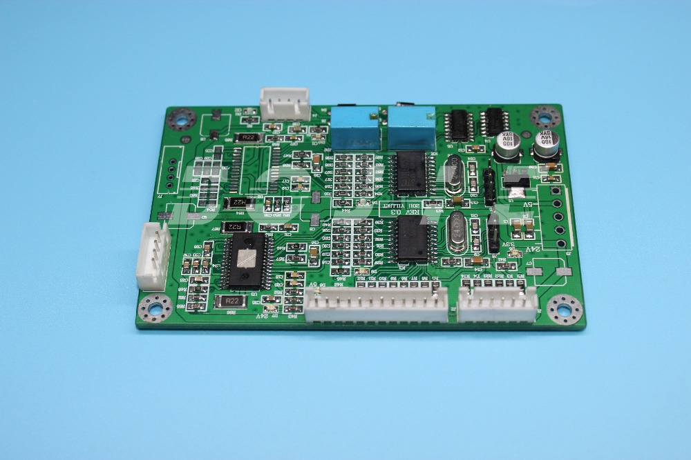 PCB ink stack motor driver board for Nuocai solvent printer ampeg micro cl stack