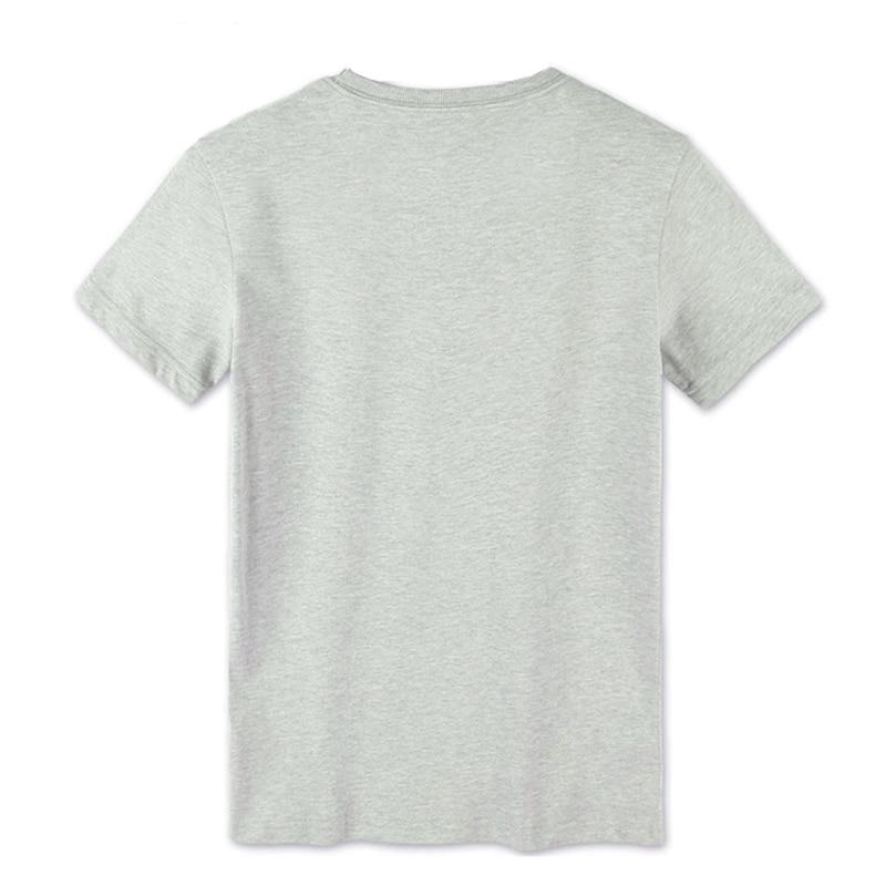 Image 5 - plus size fat clothing mens  short sleeve 8xl o neck lycra  cotton short sleeve t shirt Short sleeve T shirt 155 cm chestclothing  menplus size menmens plus size