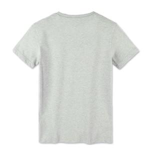 Image 5 - plus size fat clothing mens  short sleeve 8xl o neck lycra cotton short sleeve t shirt Short sleeve T shirt 155 cm chest