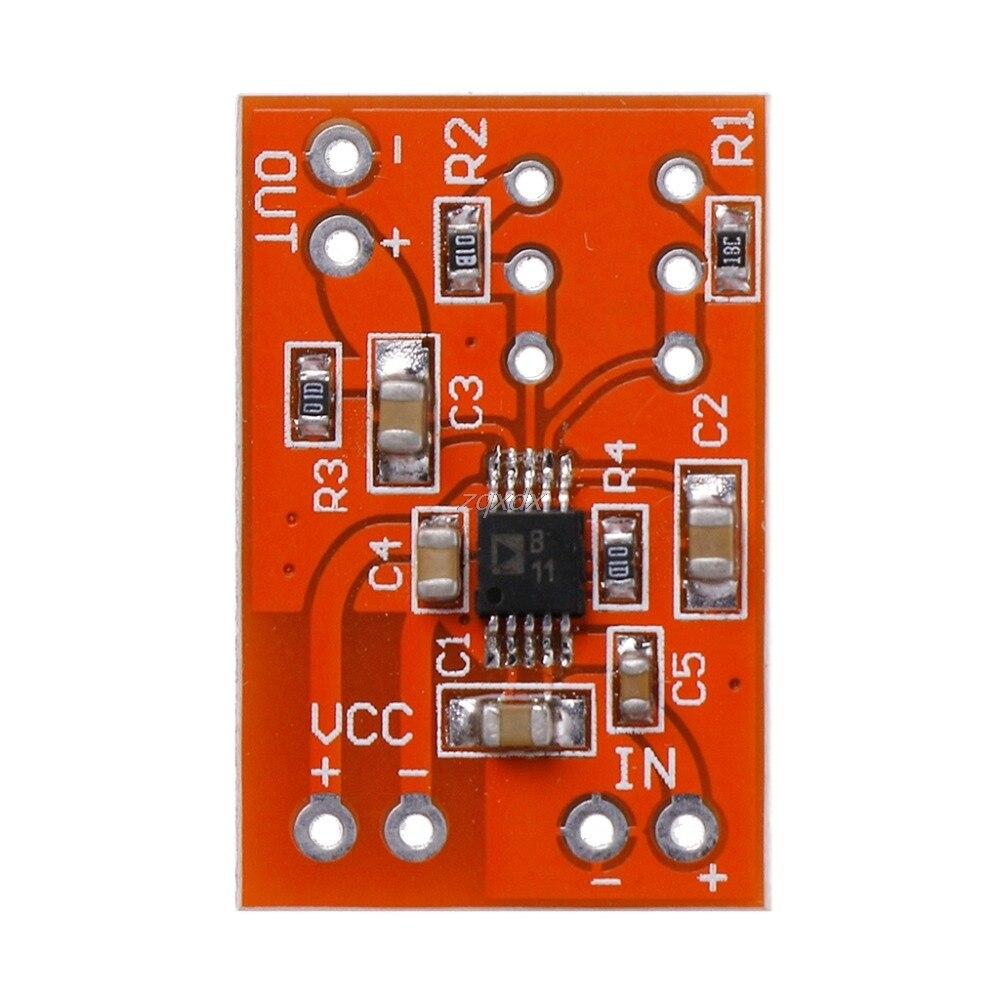 SSM2167 Microphone Preamplifier Board Low Noise COMP Compression Module DC 3V-5V Z10 Drop ship