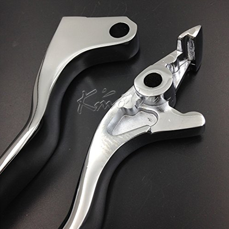 US $15 39 7% OFF|Chrome Skull Motorcycle Brake Clutch Lever for Honda  CBR600 F1 F2 F3 F4 F4i 1987 2007 CBR900RR VTX1300 Honda Shadow 600 750  1100-in