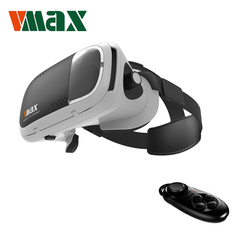 RITECH VMAX ABS 3D VR Glasses Virtual Reality Glasses 96 FOV for 4 7 6 0