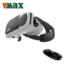 "RITECH VMAX ABS 3D VR Очки Виртуальной Реальности Очки 96 FOV для 4.7-6.0 ""Android IOS Смартфонов + мини Bluetooth Геймпад"