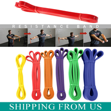 Elastic Resistance Band Pilates Workout Strength Training Chest Expander Fitness Equipment Training Expander Unisex EquipmentD25 цена
