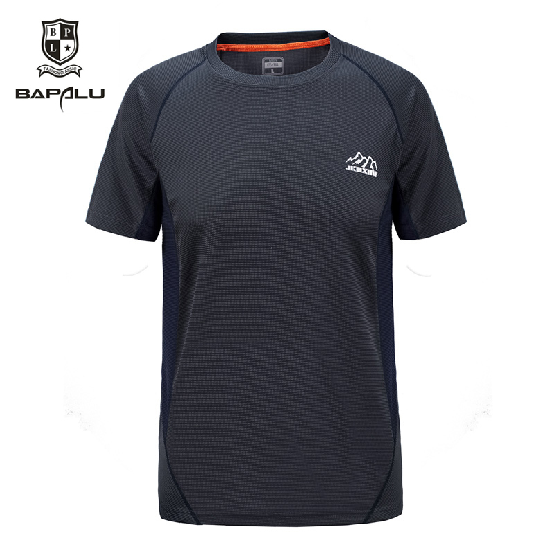 summer new Quick-drying   t  -  shirt   men women O-Neck self-cultivation   t  -  shirt   fashion casual breathable comfortable   t  -  shirt   6XL 7XL