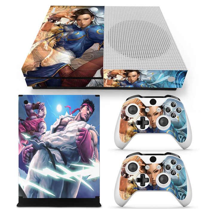 Конкурентоспособная Цена Декоративные Винил Защитная пленка Стикеры чехол для Xbox One S