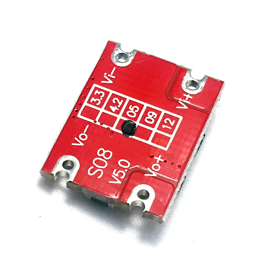 DC-DC, Automatic Lift Module, 2.5V-15V To 3.3V 5V, Fixed Output, Small-volume Power Supply Module