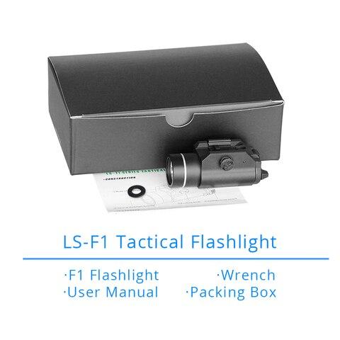 450 lumens luz tatico lanterna lanterna airsoft