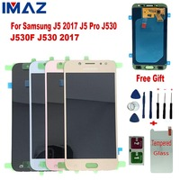 IMAZ Orignal OLED 5.2 LCD For Samsung Galaxy J5 2017 J530 J5 PRO 2017 LCD Display Touch Screen Digitizer Assembly For J530F LCD