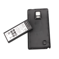 High Quality 6800mah Battery For Samsung Note IV 4 Note4 N9100 N910F N910H N910 Lithium Ion