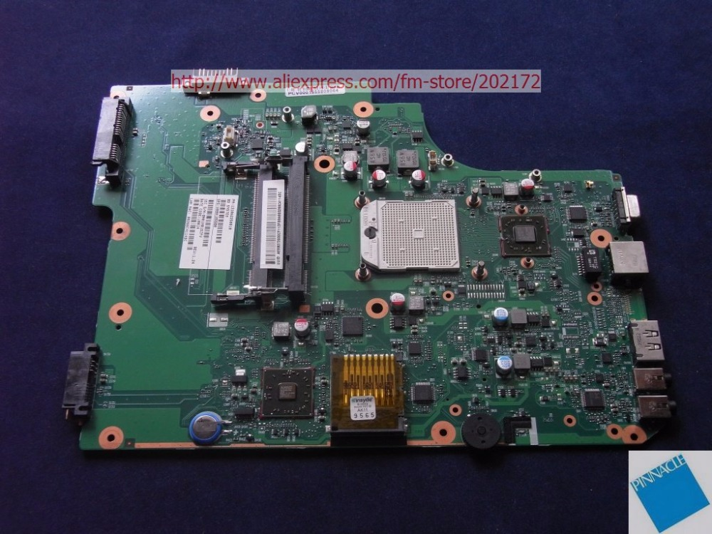 V000185580 Motherboard for Toshiba Satellite L500D L500D 6050A2250801 1310A2250810 image