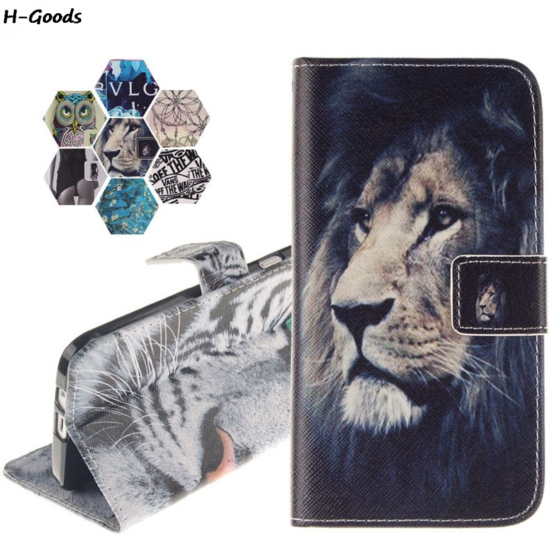 For Coque Samsung Galaxy S5 Mini G800 g800f g800h Case Flip PU Leather Wallet Phone Bags Cover for Samsung Galaxy S5 Mini Cover