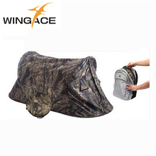 Ultralight Outdoor camping Pop up tent 1 person waterproof AutomaticTent Hunting fishing Beach Hiking tents 2kg