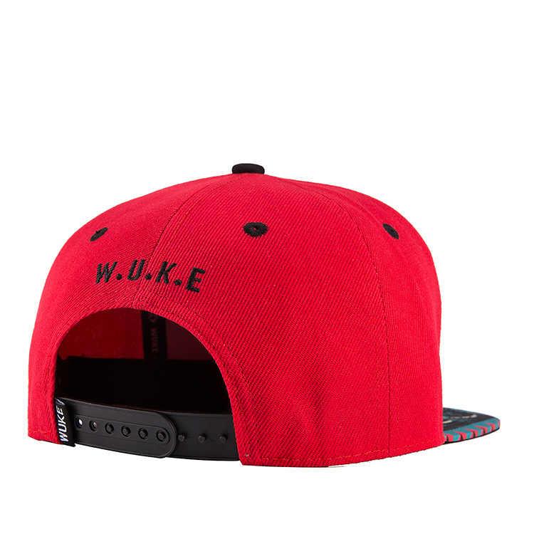 عالية الجودة أفريقيا خريطة جديد الأزياء قبعة بتصميم هيب هوب الرجال النساء قبعة حمراء قابل للتعديل الشارع الشهير