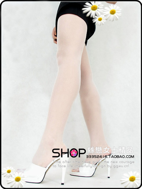 Бесплатная доставка белые чулки сексуальная т промежность прозрачный тонкий срез колготки ребенка женские модели полные 68 колготки