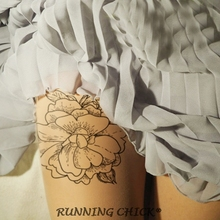 flower 3d print thin tattoo pantyhose women dropship
