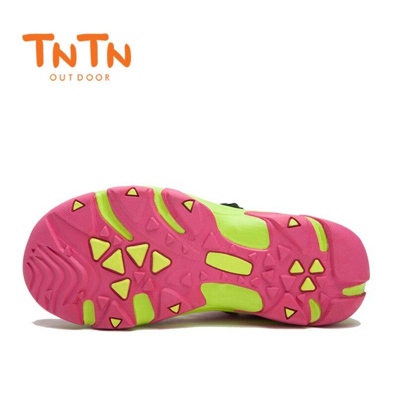Summer New Womens Sports Sandals Beach Trekking Climbing Shoes Mens 100% High Quality