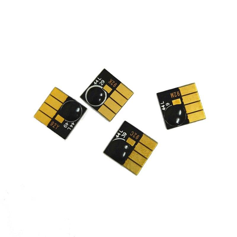 Vilaxh 711 Reset Automático Chip de Substituição Para HP 711 XL 711XL para Designjet T120 T520 chip Do Cartucho de impressora