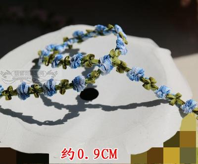 1 meter lace accessories woven ribbon in Lace from Home Garden