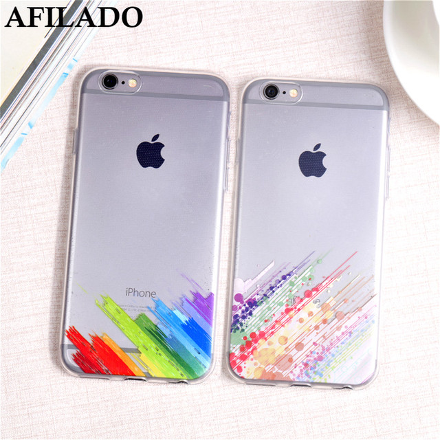 coque iphone 6 multicolore