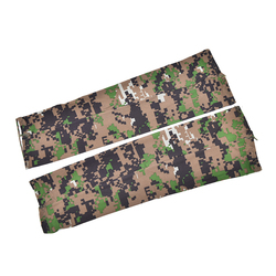 1Pair Ciclismo Cycling Camouflage Arm Sleeves Sun UV Protection Bike Bicycle Armwarmers for Outdoor Games Sports Cycling Hiking