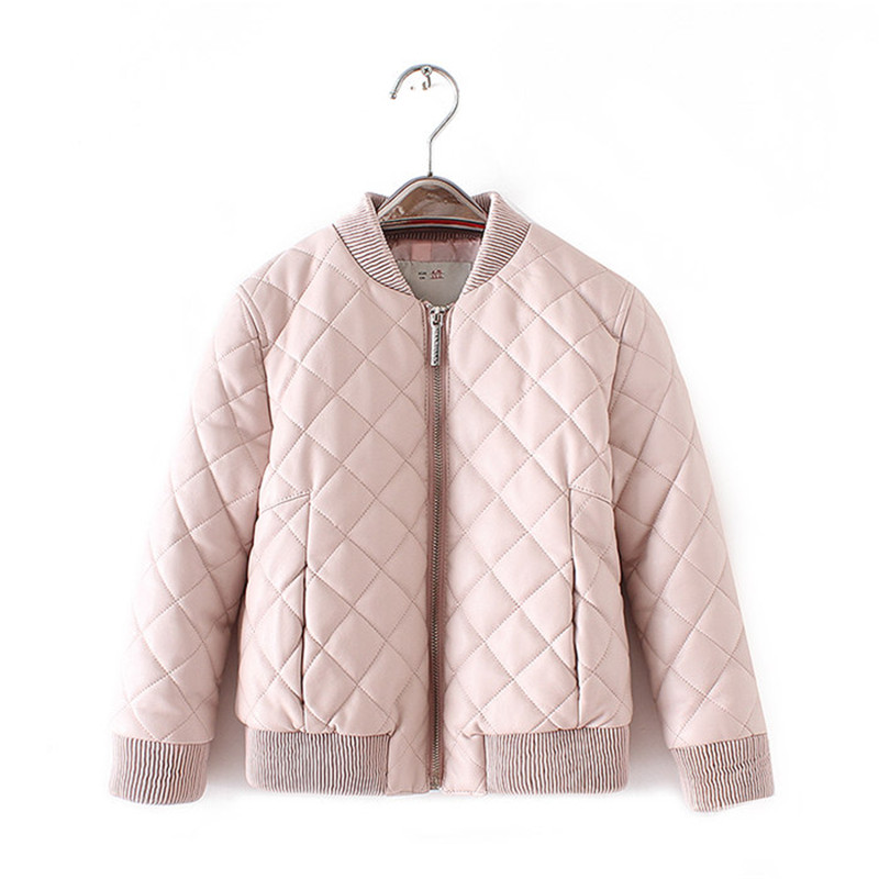2ebe428c Winter Jacket for Girls 2017 Brand Unisex Thick Leather Jacket Boys Coats  Children toddler Infant for Kids Baby Clothes -in Jackets & Coats from  Mother ...