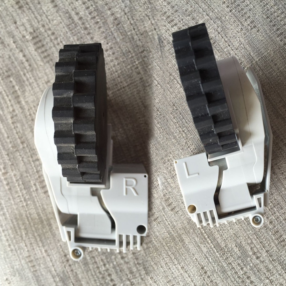 где купить Right/Left Wheel for Xiaomi Mi Robot Vacuum Cleaner Spare parts Accessories дешево