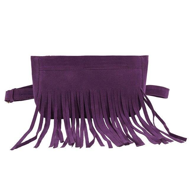 Sleeper #501 2018 NEW FASHION Fashion Women Pure Color Square Flock Messenger Bag Chest Bag Waist Bag pure color Drop Shipping