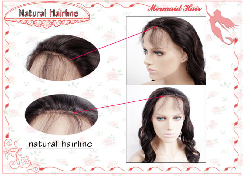 180 Density Full Lace Wig Brazilian Virgin Hair Human Hair Wigs Lace Front  Wigs Glueless Full Lace Wig For Black Women-in Human Hair Lace Wigs from  Hair ... bab608780
