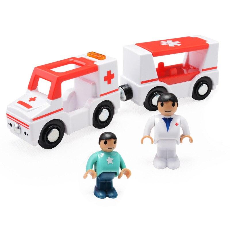 Veículos Miniatura e de Brinquedo pista de madeira crianças brinquedo Material : Plástico