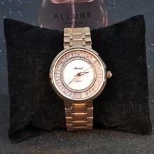Luxury Brand Geneva Stainless Steel watch women ladies Fashion Crystal Dress quartz wrist watch female Clock relojes mujer 2016