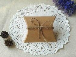 50pcs free shipping customized pillow box baby shower holder craft bag party favor diy paper kraft.jpg 250x250