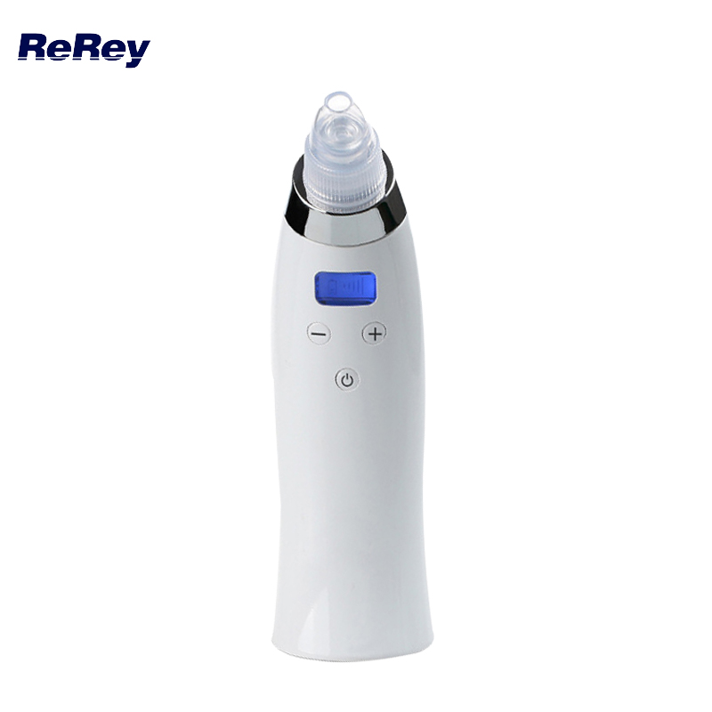 Electric Vacuum Suction Blackhead Acne Remover Facial Cleansing Pore Cleaner Comedo Microdermabrasion Blackhead Suction Machine microdermabrasion machine professional acne vacuum microdermabrasion diamond microdermabrasion machine
