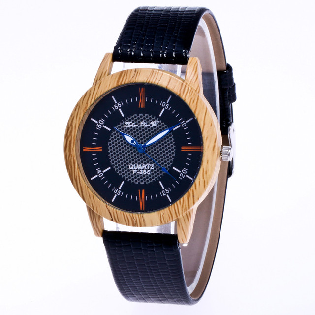 Casual Nature Wooden Women Watches Minimalist Quartz Wrist Watch Bamboo Leather Fashion Luxury Business Relogio Feminino Saat