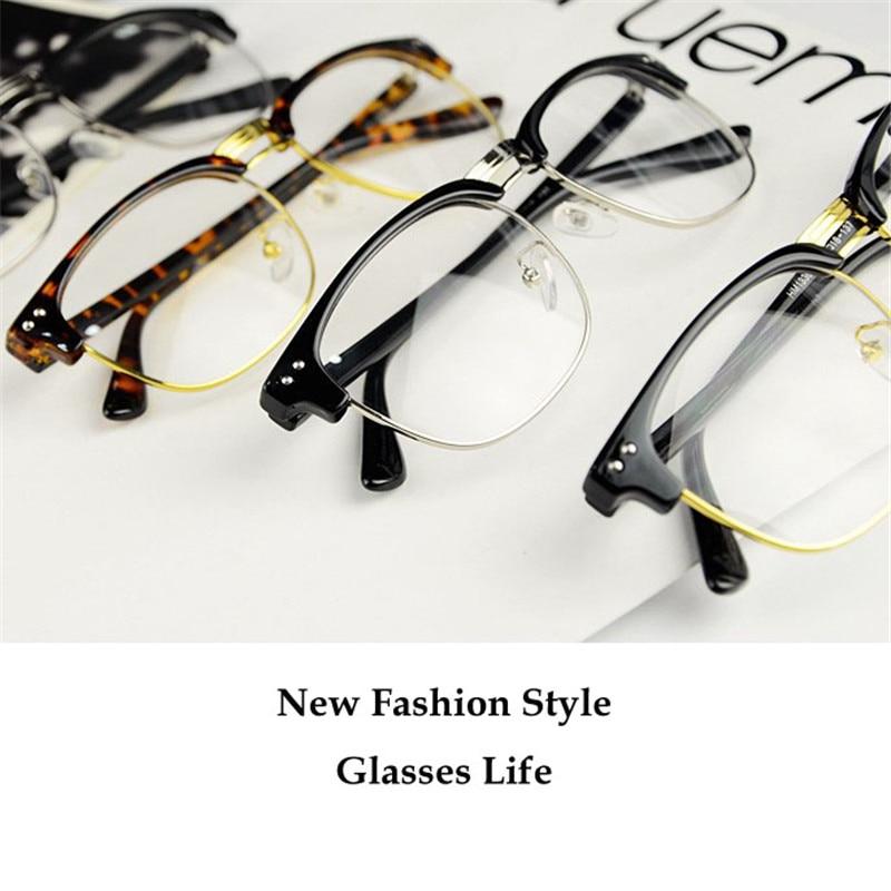 ANEWISH 2017 new design Fashion Metal Frame Glasses Frame Retro ...