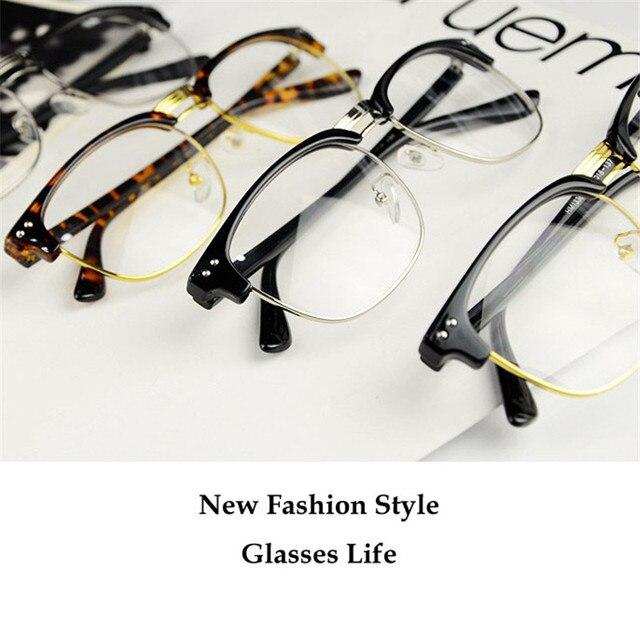 ANEWISH 2018 baru desain Fashion Logam Bingkai Bingkai Retro gaya Wanita  Pria Kacamata Perlindungan UV Kacamata 34c65f66b6