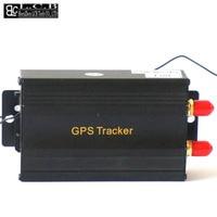 Car GPS Tracker TK 103B GSM GPRS GPS Tracking System Remote Control 3pcs Lot Free Shipping