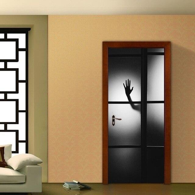 Consultar Precio 2 Unidsset Sombra De Miedo Puerta Baño