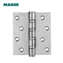 2 Pcs SH001-4BB 304 Home Furniture hinge automatic cabinet door wardrobe hardware and furniture fittings hinge