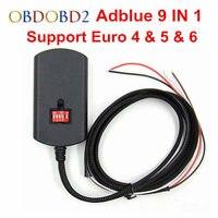 Mới nhất A + Toàn Con Chip Adblue 9 TRONG 1 Nâng Cấp Adblue 8 TRONG 1 8in1 Cho 9 Xe Tải Ad Xanh Emulator Heavy Duty Không Cần Bất Kỳ Phần Mềm