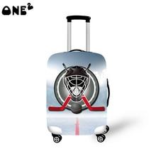 2016 ONE2 Design helm bilder von druck abdeckung gelten 22,24, 26 zoll koffer korean fashion eminent gepäck abdeckung